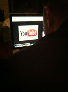 YouTube is popular form of media in the world today; photo credit MKHyde, May 2013